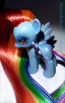 Rainbow Dash Remix by BarbedDragon