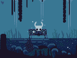 Hollow Knight by VeksellT