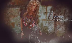 Kesha by Lily928