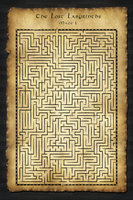 The Lost Labyrinths - Maze 1 by Senthrax