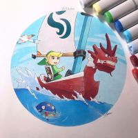 Pokemon/Windwaker Crossover