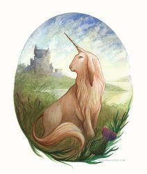 Unicorn by NatasaIlincic