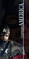 Captain America by frangipani-lily