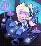 DJ Melody Notes by PixiTales