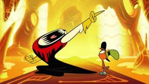 My Fair Hatey (Wander Over Yonder 1001 Animations) by SofiaBlythe2014