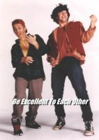 Bill and Ted by billstar