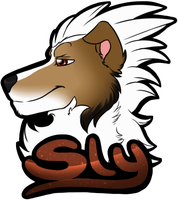 (commission) Badge Sly by LindsayPrower