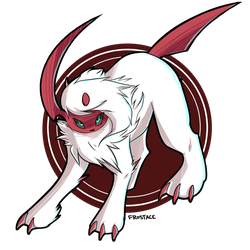 Absol by frostace