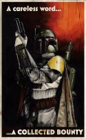 Boba Fett: Loose Talk by gattadonna