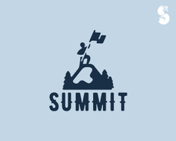 SUMMIT-Logo by whitefoxdesigns