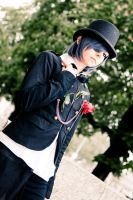 Ciel Phantomhive - Spring II by Padfoot180991