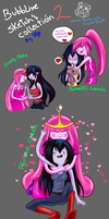 Bubbline sketch collection 02 by kei111