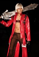 Son of Sparda by keruuu