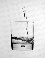 (SOLD) glass-water-2 by PEPEi