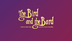 The Bird and the Bard by Sketchderps