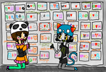Nepeta and HTMarissa: Update Shipping Wall by shayminlover492