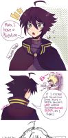 Escape together?? : Mikayuu by yuulzuo