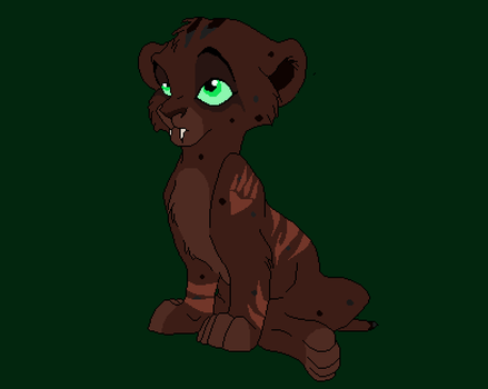 Cub for Rougeemp! by nazow