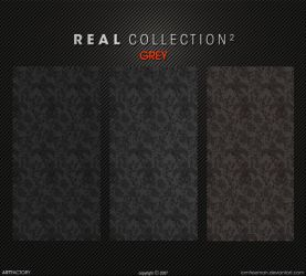Real Collection2 -Grey-update by iAmFreeman