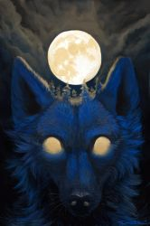 Call for the Wolf by Trunchbull