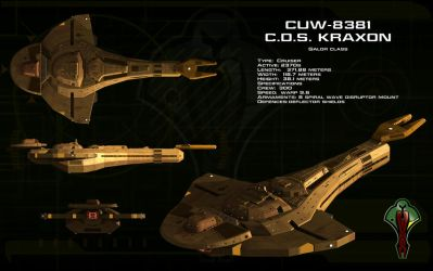 Galor class ortho [update] by unusualsuspex