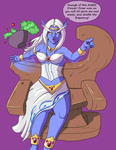 Commission: Queen-sized Azshara 1/6 by Aka-FA