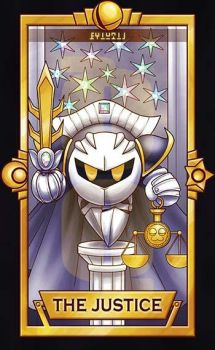 Meta Knight - The Justice by Quas-quas