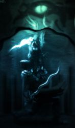 Soul Reaver: Legacy of Kain by reptiliandemon