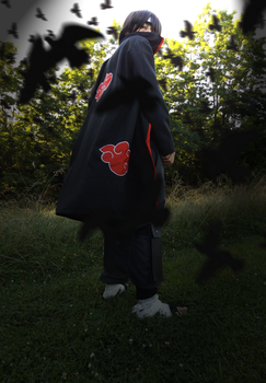 Itachi Uchiha by InsomniaDoodles