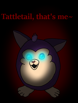 Tattletail that's me by RichardtheDarkBoy29