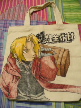 FMA Handbag by Peace-love-frogs