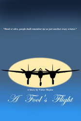 A Fool's Flight - MINIMALIST POSTER by The-Victor-Catbox