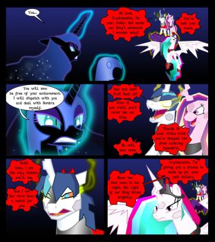Cutie Mark Crusaders 10k: The Shadow of Grief 14 by GatesMcCloud