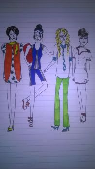 Quirky fashion by andrea-gould