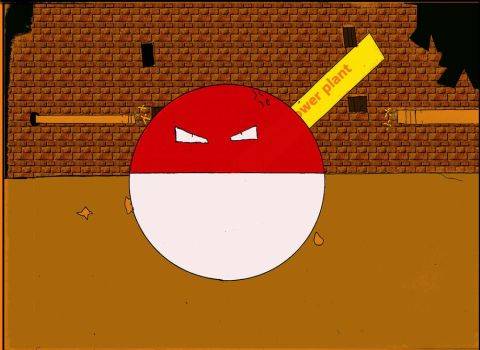 voltorb used self destruct by firedrive24