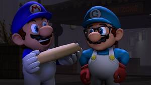 SMG4 loves Burrito [SFM] by Geoffman275
