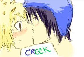 Creek Colored... more by XhammahX