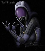 Tali by almightyblah
