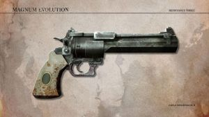 HE .44 Calibre Magnum by Seargent-Demolisher
