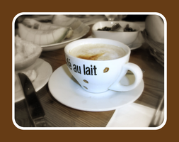 Cafe au Lait by Lilywen