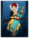 Transistor Red by Yangspirit