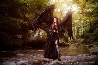 Fallen Angel by Elisanth