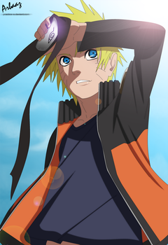 Naruto-Kun by Practice-s