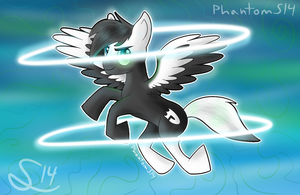 Goin Ghost (pony edition) by PhantomS14