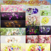 [PSD] PACK PSD 400+ WATCHES by Nii-Deviantart