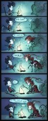 Don't starve together - Who are you? by dragon-flies