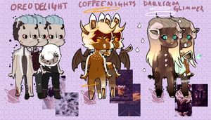 mystery brew beast adopts 3/8 by neptuneveins