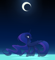Spirit of the Night [WIP] by AlphaAquilae