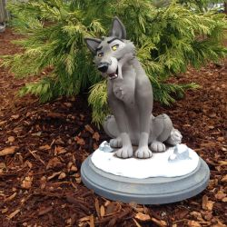 Balto Maquette by WickedSairah