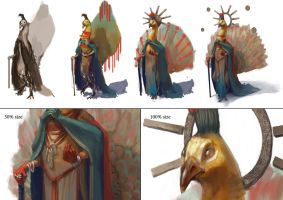 Peacock Lord process by Windmaker